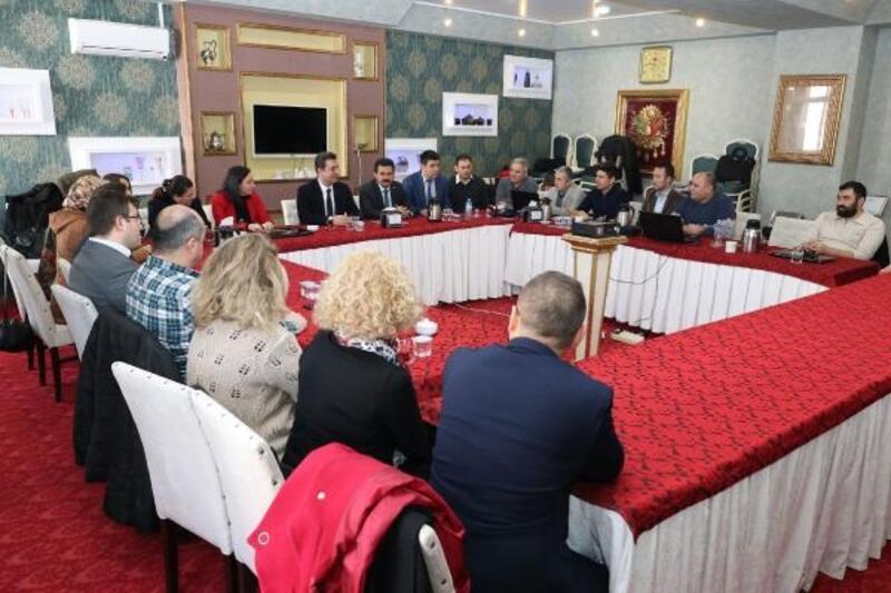 Sivas'ta Harezmi Eğitim Modeli değerlendirme toplantısı