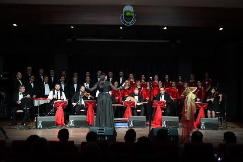 TSM korosu yeni yılın ilk konserini verdi