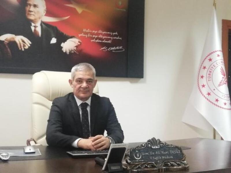 Kahramanmaraş'ta 2019'da kişi başı hastaneye müracaat 11.3 olarak gerçekleşti