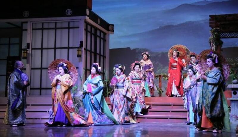 'Madama Butterfly' yeniden sahnede
