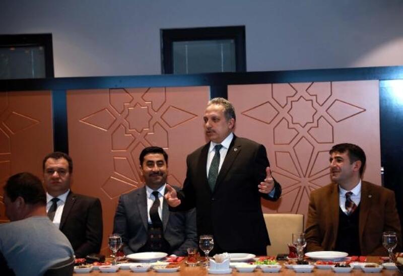 Başkan Yalçın, belediye çalışanlarıyla buluştu