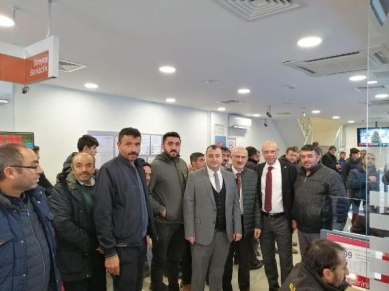 Kayseri Şeker Turhal'da pancar bedelleri ödendi