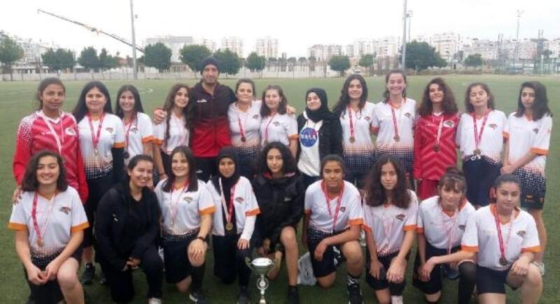 Demreli kızlar Antalya'yı temsil edecek