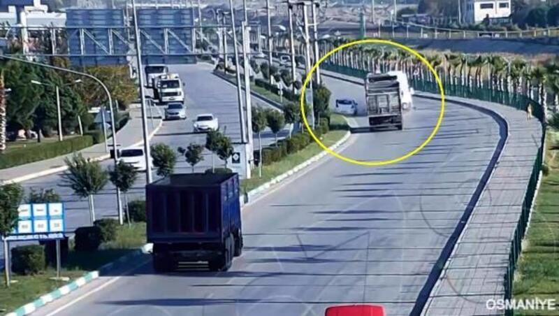 Osmaniye'de iki ayrı kaza KGYS'ye yansıdı