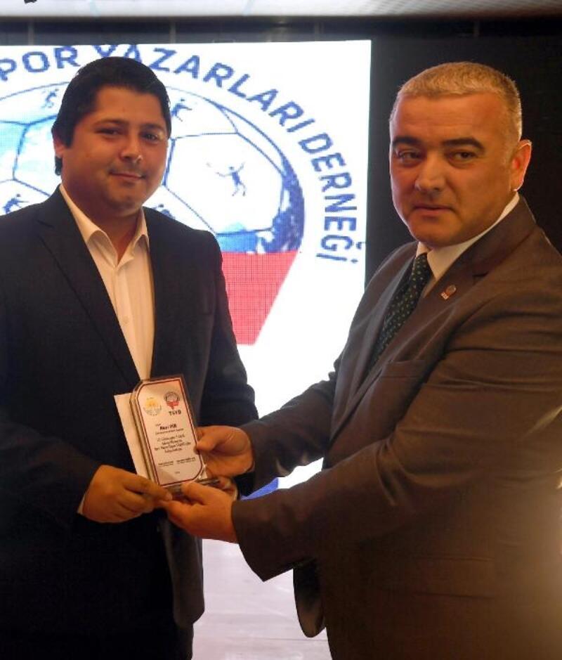 DHA'ya maraton ödülü