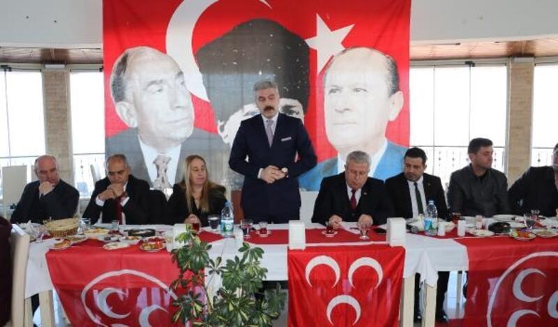 MHP'li Alperen Burdur'da