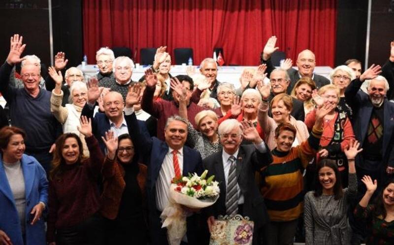 Uysal: Yaşlı Meclisi Türkiye'ye örnek olsun