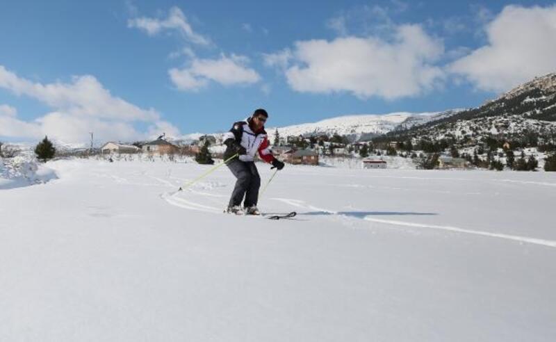 Toroslar'ın zirvesinde kar festivali başlıyor