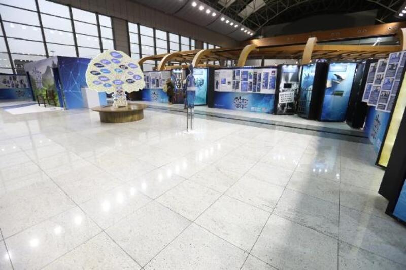 Sabiha Gökçen'de 'Görmezden Gelmeyelim' sergisi açıldı