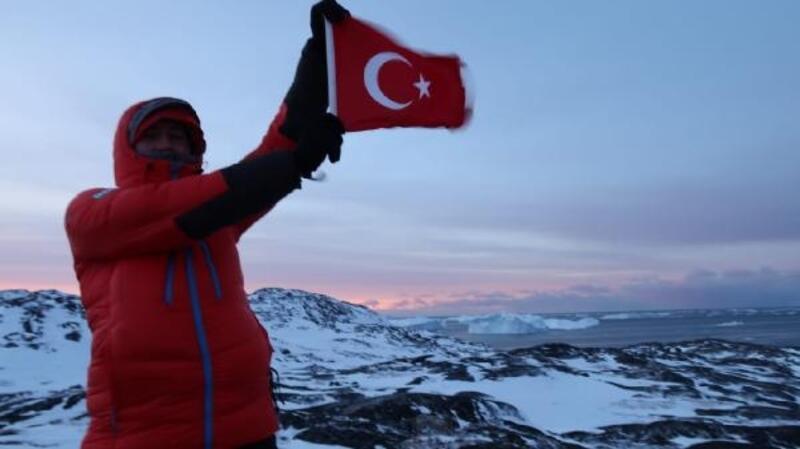 İklim Aksiyon Takımı Kuzey Kutbu'ndan döndü