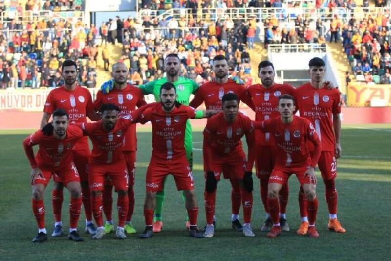 Antalyaspor Denizli deplasmanına odaklandı