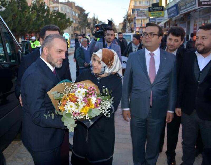 AK Parti'li Kandemir Korkuteli'de
