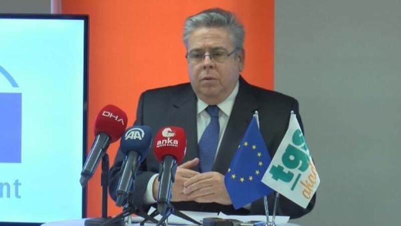AP Türkiye Raportörü Sanchez Amor'dan basın toplantısı