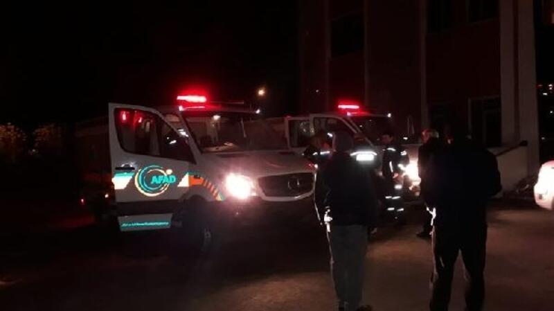 Kocaeli'den deprem bölgesine arama kurtarma ekipleri gönderildi