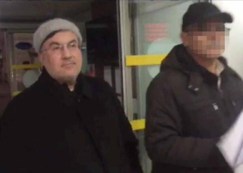 5 ülkede FETÖ imamlığı yapan şüpheli ve eşi hücre evinde yakalandı