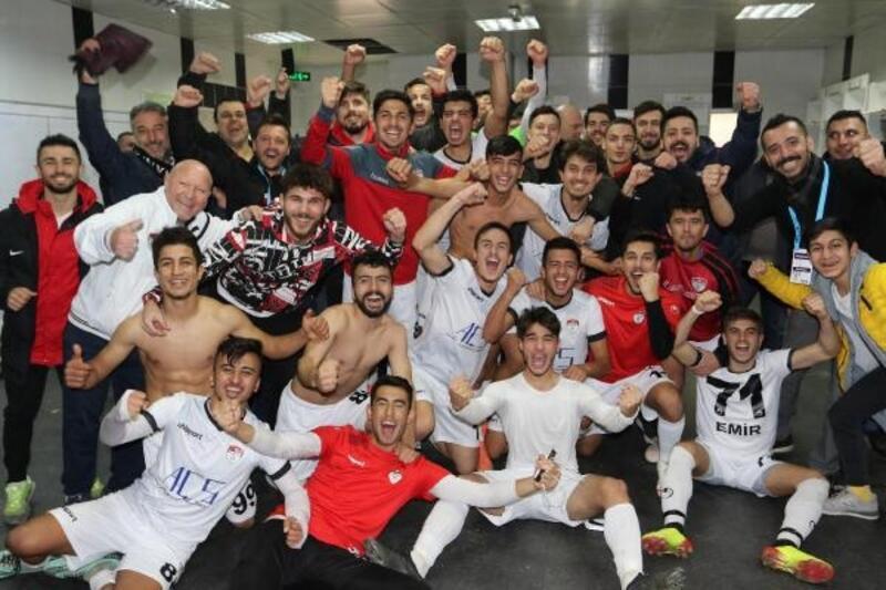 Manisaspor 25 maç sonra kazandı