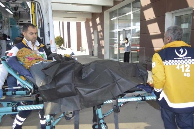 Adıyaman'da sobadan zehirlenen 4 kişi, hastaneye kaldırıldı