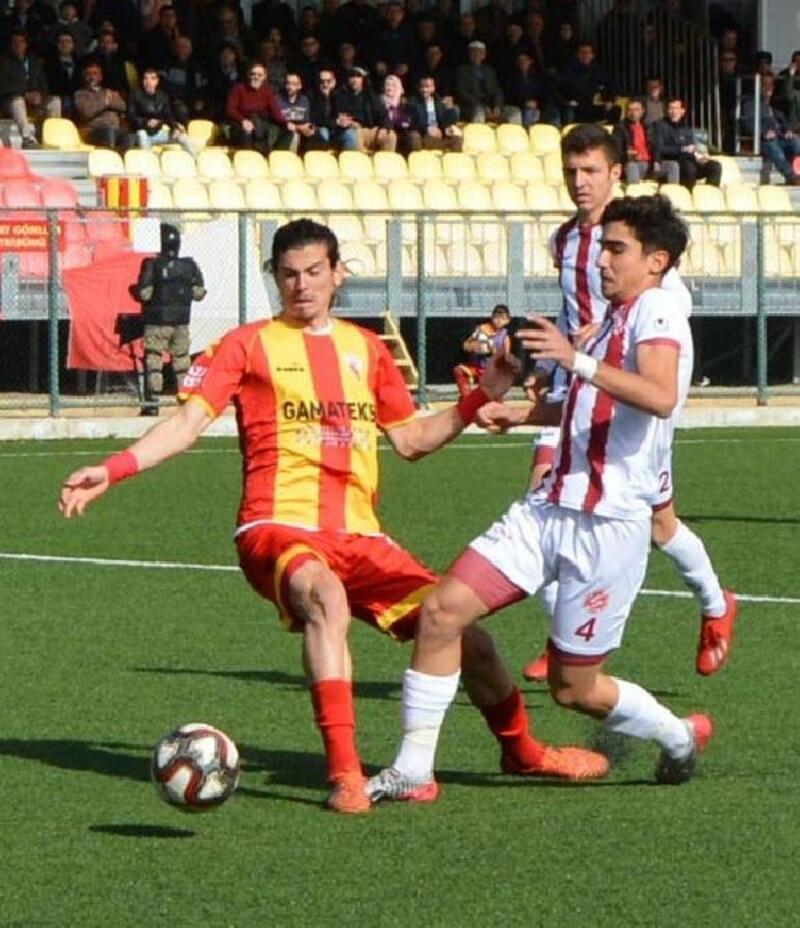 Kızılcabölükspor - Tokatspor: 3-0