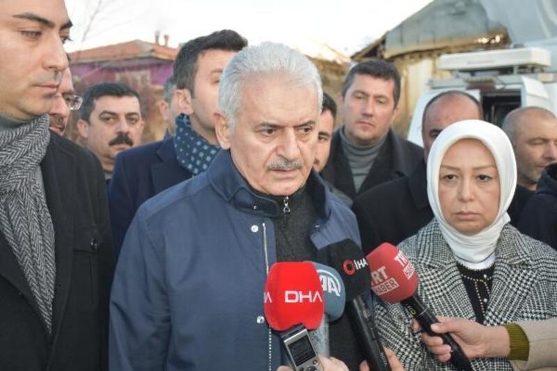 Binali Yıldırım: Anadolu toprakları, fay hattı üzerine kurulu
