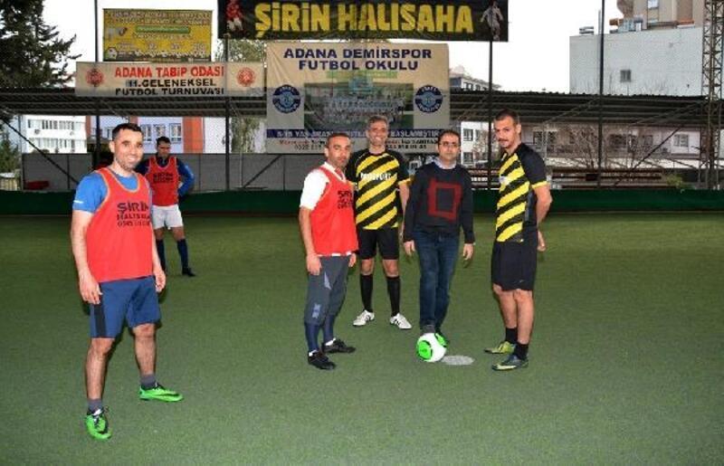 Hekimler Arası Futbol Turnuvası başladı