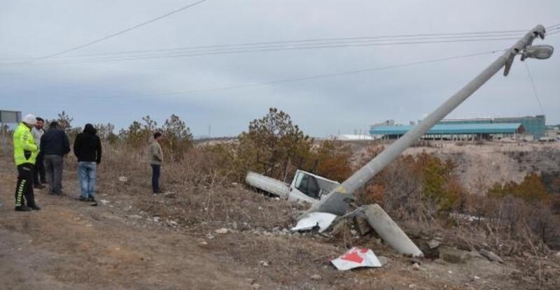 Emet'te trafik kazası: 2 yaralı