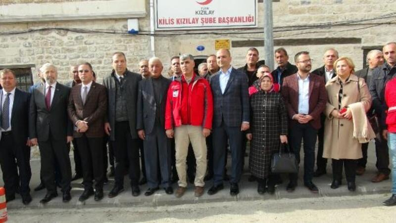 Kilis'te Elazığ ile Malatya'ya yardım kampanyası başlatıldı