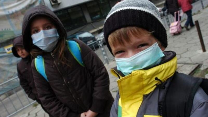 Bulgaristan'da grip alarmı, okullar tatil edildi