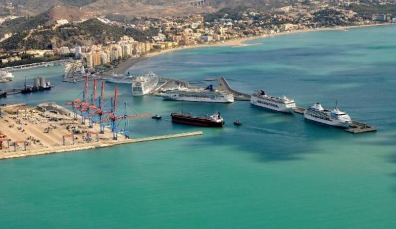 Global Malaga Kruvaziyer Limanı'nda payını yüzde 62'ye çıkardı