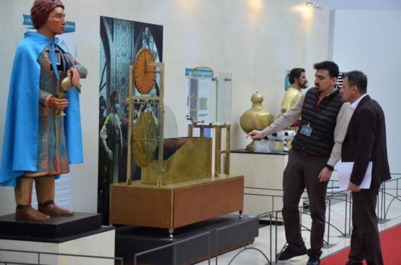 Cezeri'nin olağanüstü makineleri Legends'te sergileniyor