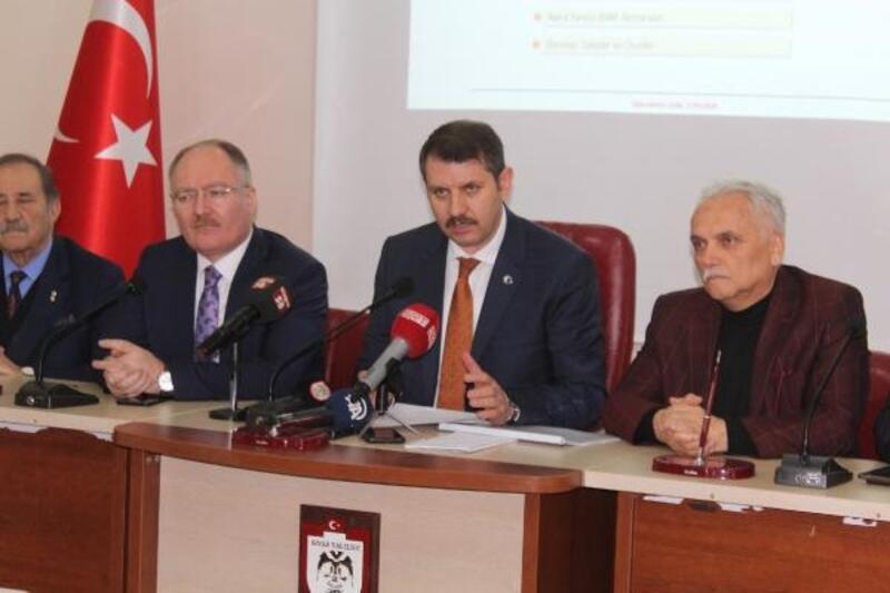 Sivas'ta deprem yardımları, tek çatı altında toplanacak