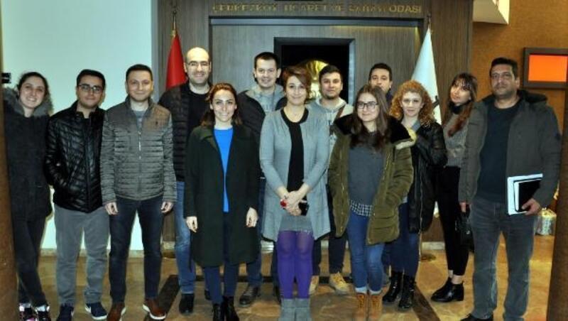 Çerkezköy TSO'nun eğitimleri sürüyor