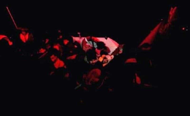 Bodrum açıklarında 45 kaçak göçmen yakalandı