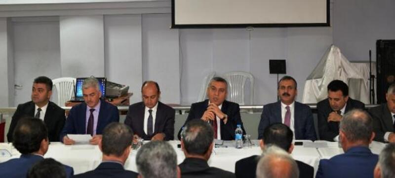 Osmaniye'de Müdürler Kurulu Toplantısı yapıldı