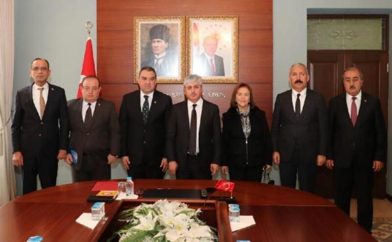 Hatay'da Fatih Sultan Mehmet Ortaokulu yenilenecek
