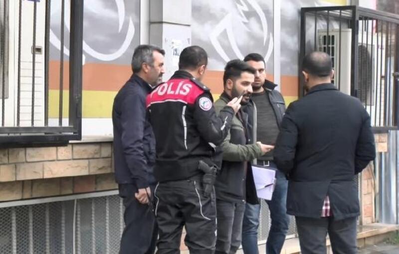Tuzla'da bankadan çıkan kişiye sokak ortasında kapkaç