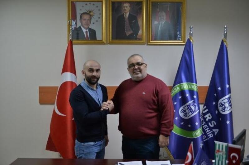 Emrah Kuş, Bursa BŞB'de