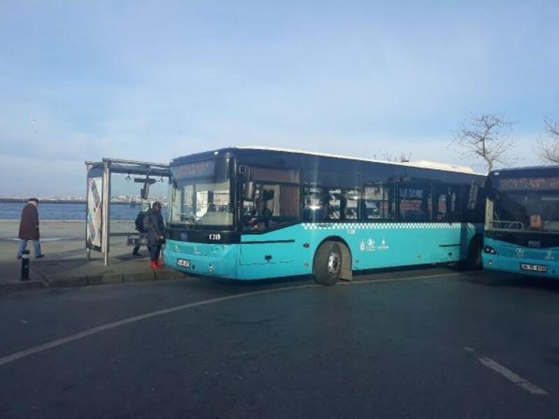 Özel halk otobüsü şoförlerinden Elazığ ve Malatya'ya yardım