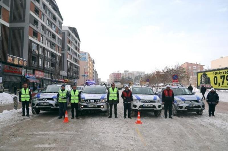 Van Büyükşehir Belediyesi 'Yıldırım ekibi' kurdu