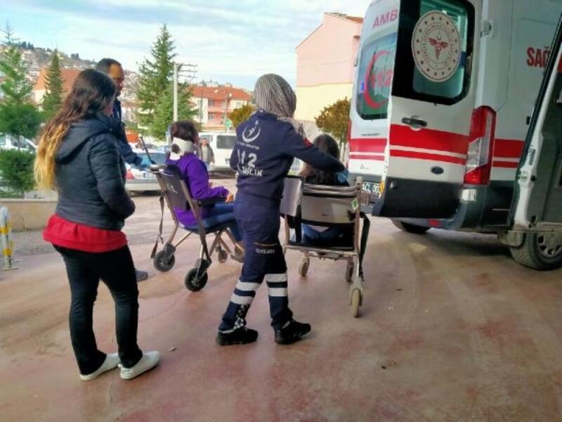 Gölcük'te kaza: 3 yaralı