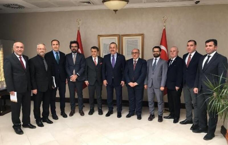 Bakan Çavuşoğlu: İstihbaratımız birçok oyunu bozarak dengeleri değiştiriyor