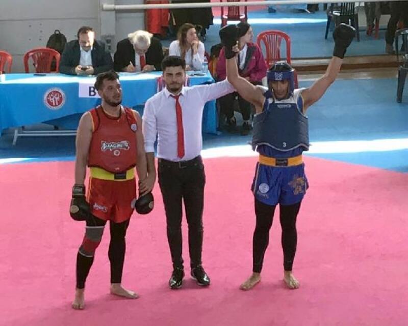 Yenimahalle'nin sporcuları 19 madalya kazandı