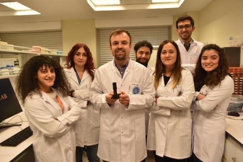 H1N1 virüsünü 5 dakikada tespit edebilecek cihaz geliştirdiler