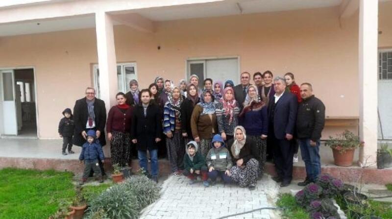 Osmaniye'de ilk kadın kooperatifi kuruldu