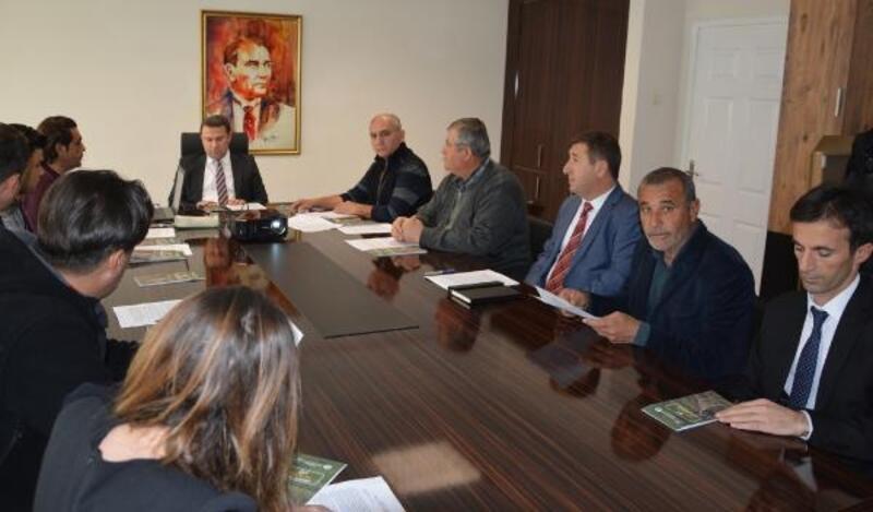 Korkuteli'de Av Komisyonu toplandı