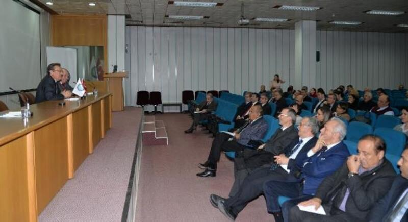 Üniversite-Sanayi işbirliğini arttıracak fikirler paylaşıldı
