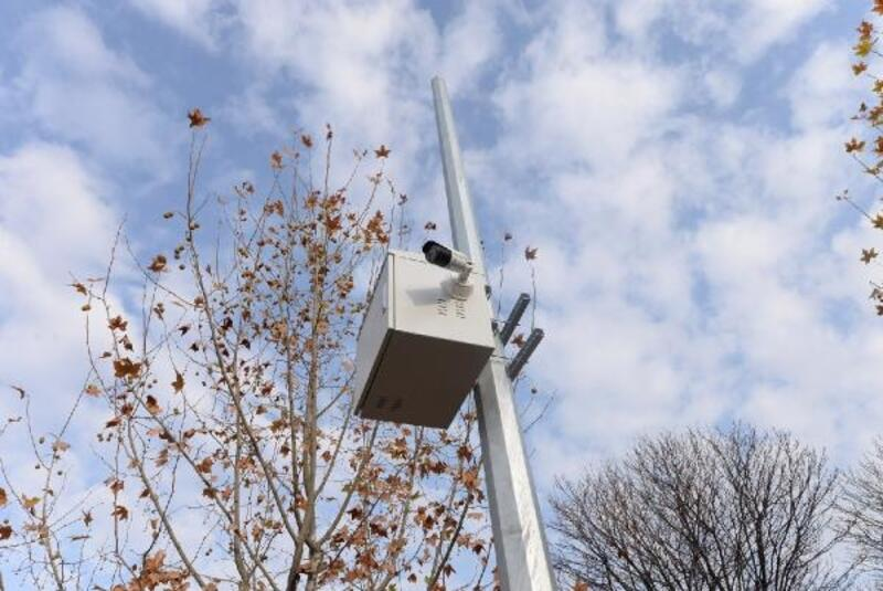 Altındağ'da parklara kamera sistemi kuruluyor