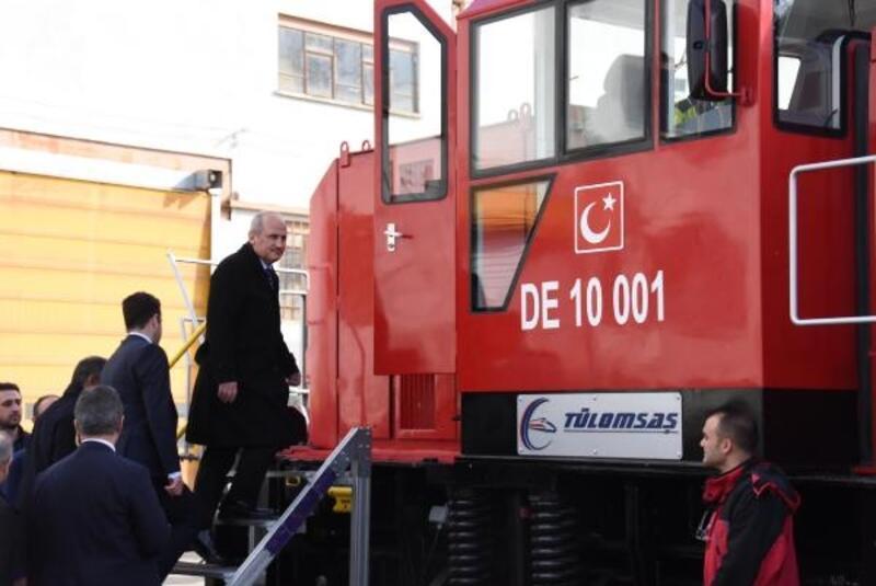 Ulaştırma Bakanı Turhan'dan 4 ile demiryolu müjdesi