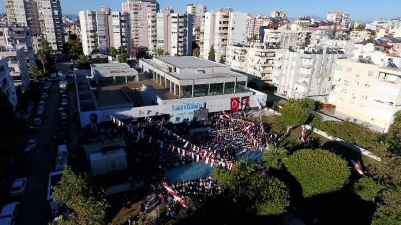 Türkan Şoray'da sanat atölyeleri başlıyor