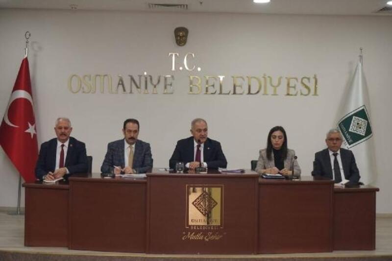 Osmaniye'de yeni kent düzeni uygulaması 1 Şubat'ta başlıyor