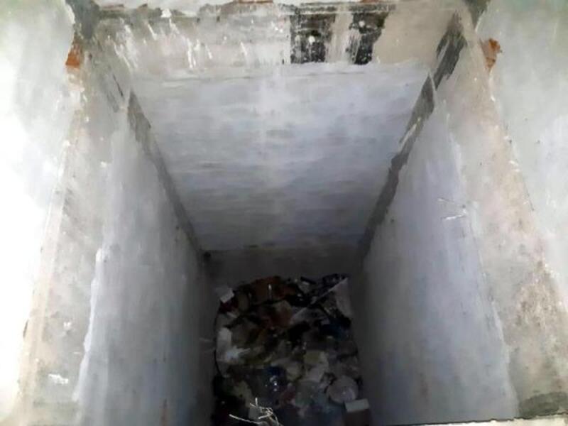 Asansör boşluğuna düşen tütün eksperi ağır yaralandı